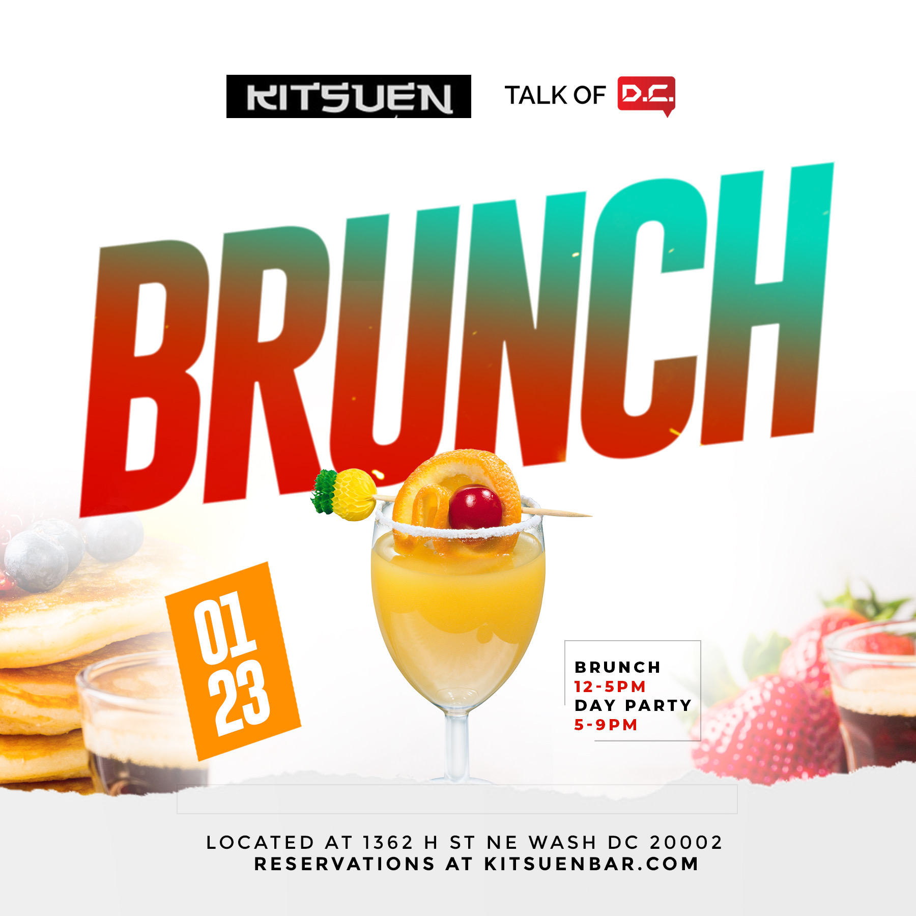 Sat Brunch At Kitsuen