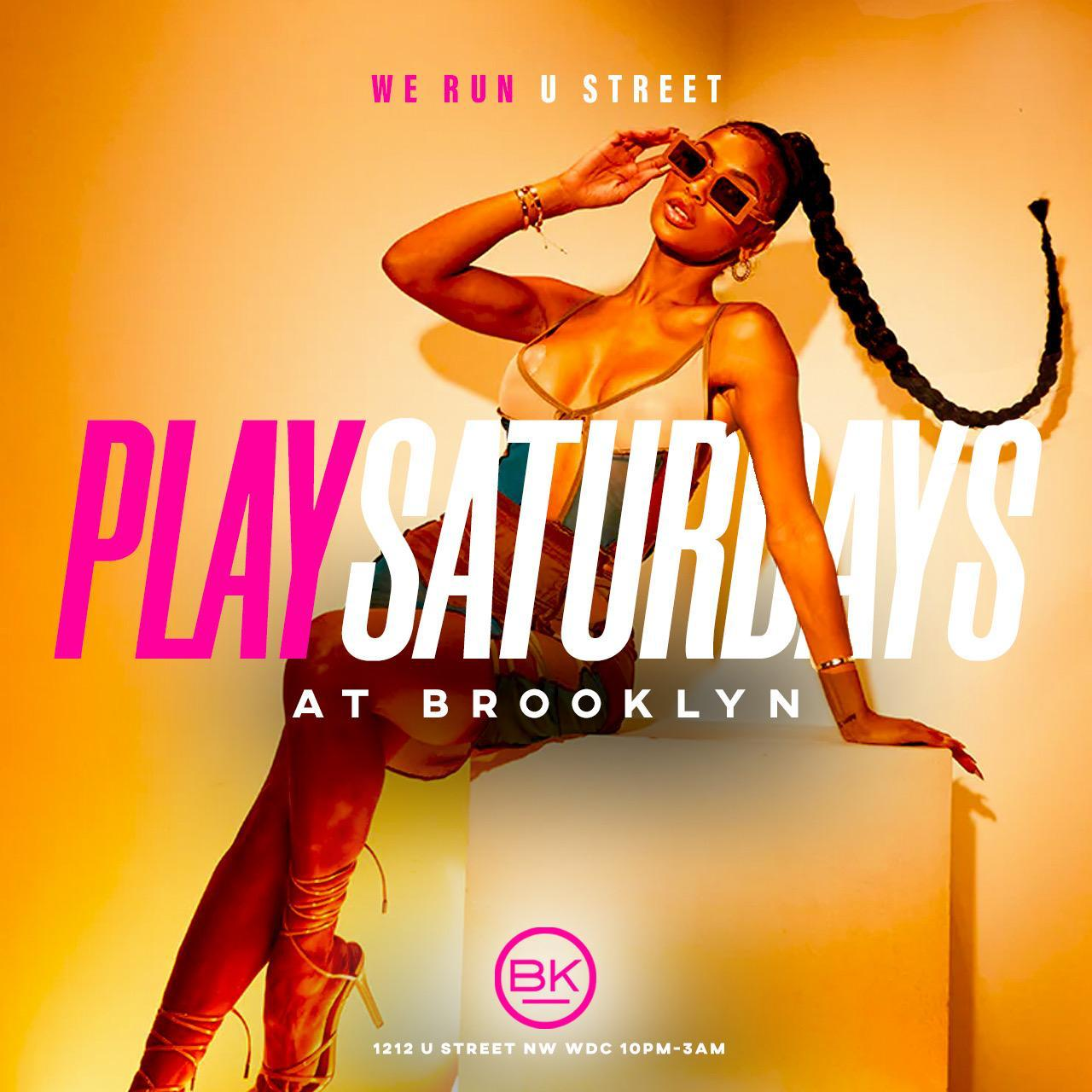 #PlaySaturdays At Brooklyn